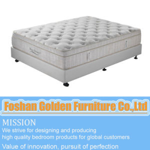 Fireproof Mattress 6807# for Hotel Project pictures & photos