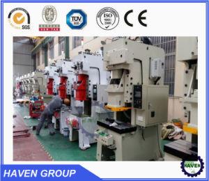 High precision compact power press pictures & photos