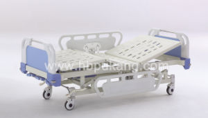 2016 Competitive Price 3 Function Manual Hospital Bed