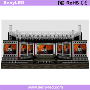 P6.67 /P8 /P10 Outdoor Die-Casting LED Rental Screen pictures & photos