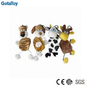 Custom Plush Toy Animal Keychain Soft Toy Plush Toy Key Ring pictures & photos