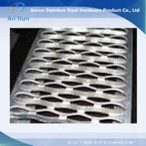 Perforated Anti-Skid Lath with Crocodile Mouth Hole pictures & photos