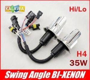 New Generation H4-3 HID Bi Xenon Swing Angle Bulbs DC 35W Motorcycle Motorbike H/L Beam Bixenon Lamp ^Jmq