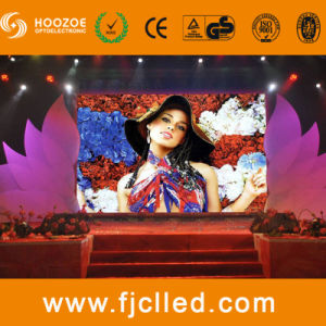 P7.62 Full Color LED Scrolling Message Screen Display