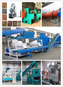 Hot Sale Sawdust Pelletizer for Home Use