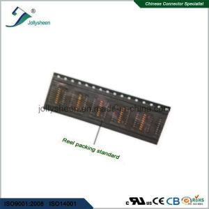 DIP Switch Pitch 1.27mm  Bottom  Button 6p  SMD  Type with Tape Sealed pictures & photos