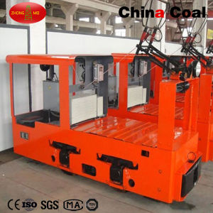 1.5 Tons Overhead Trolley Locomotives Made in China pictures & photos