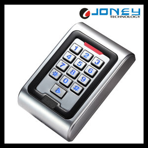 IP68 Waterproof Metal One Door Standalone Access Control pictures & photos