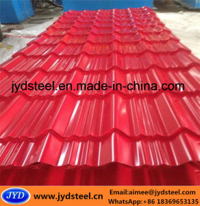Corrugated PPGI for Steel Roofing Sheet pictures & photos