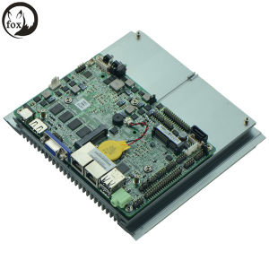 Onboard 4G DDR3 Intel Celeron 1037u 3.5 Inch Embedded Motherboard pictures & photos