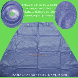 Disposable Plastic Apron pictures & photos