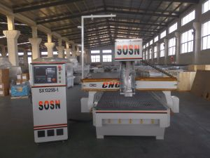 Woodworking CNC Cutting Machine CNC Router with Ce pictures & photos