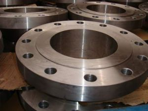 Heavy Precision Ring Casting Flange Made in China pictures & photos