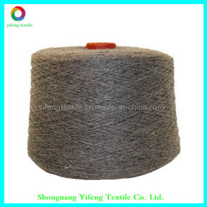 Wool 50% Coarse Yarn for Knitting (1/16nm dyed yarn)