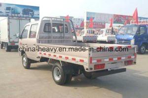 Rhd/LHD 1.2L Gasoline Double Cabine Mini /Small/ Light Cargo Lorry Truck pictures & photos
