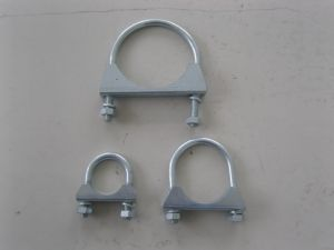 Exhaust Pipe Clamp for Vehicle pictures & photos