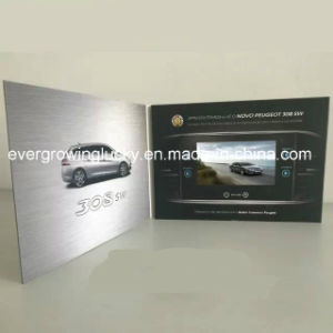 5inch Video Brochure for Marketing Advertisement pictures & photos