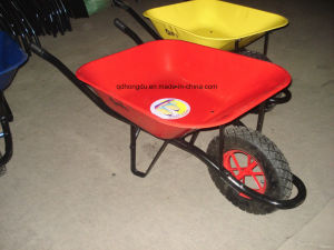 Steel Wheel Barrow of Wb6400 Hot Sale pictures & photos