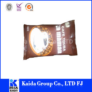 Plastic Food Flexible Pakcaging Aluminum Printing Coffee Bean Bag pictures & photos