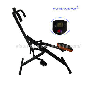 Total Crunch Fitness Equipment Show Calorie Time pictures & photos