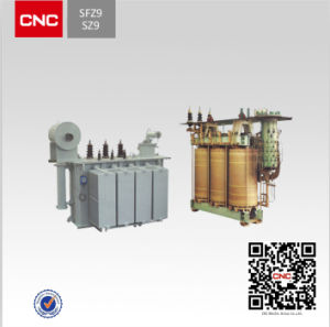 Power Transformer Of Oil Immersed/Dry Type (oil on-load/non-excitation tap-changing) pictures & photos