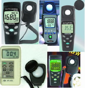 Autoranging Lux Meter TM-XXX / YF-170 pictures & photos