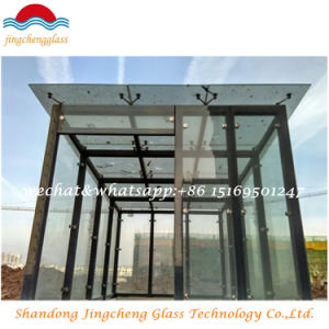 Colored Tempered Laminated Glass for Building pictures & photos