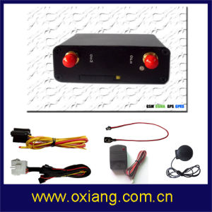 Obdii GPS Tracker Support Fuel Control / Speaker / Shock Sensor pictures & photos