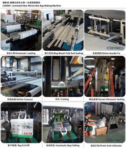 Non Woven Bag Machine Parts pictures & photos
