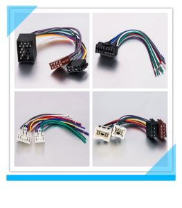 Automotive Car Stereo Connector Manufacturer pictures & photos