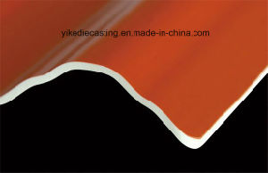 PVC Roofing Tile with 10 Years Color Guarantee