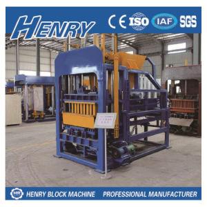 Construction Machinery Qt4-15 Hydraulic Press Machine Price Concrete Block Machine pictures & photos