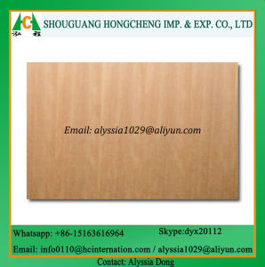 Commercial Plywood/Fancy Plywood for Furniture pictures & photos