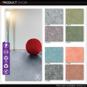 High Traffic Use PVC Flooring Sheet Vinyl Floor (F-2087) pictures & photos