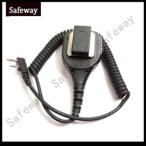 Waterproof IP56 Remote Speaker Microphone for Kenwood pictures & photos