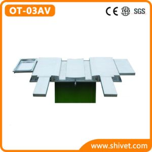 Veterinary Operating Table (OT-03AV) pictures & photos