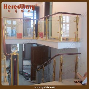 Aluminum Glass Handrail for Staircase From Hereditary (SJ-783) pictures & photos