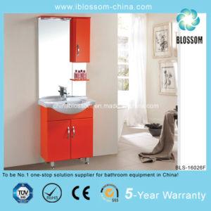 Colorful Design Bathroom Cabinet Vanity (BLS-16026F) pictures & photos