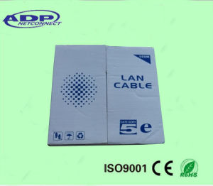 High Conductive Copper Clad Aluminum Hcca Cat5e Network Cable pictures & photos