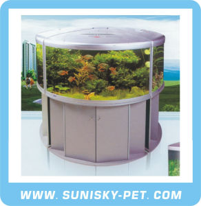 Glass Aquatic Tank UFO Series pictures & photos