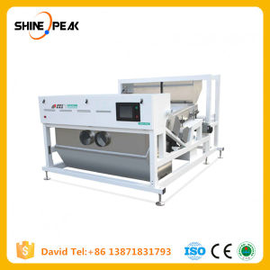 Four-Decked Tea Color Sorter with Elevator and Material Feeder pictures & photos