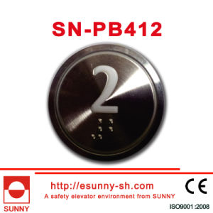 Omron Switch for FUJI Elevator Push Button (SN-PB412) pictures & photos
