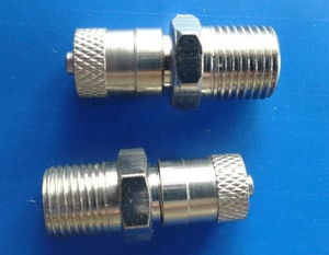 "High Quality 1/8""-27 Nps Schrader Valve for Air Tank and Pump Valve pictures & photos"