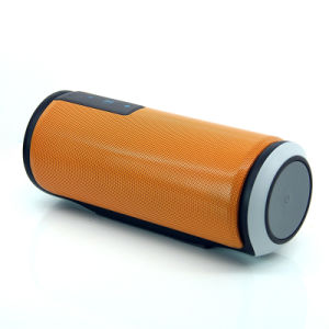 Unique Cylinder Bluetooth Wireless Mini Portable Speaker pictures & photos