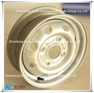 13.00x4.50J Tubeless Rim St Steel Wheel with TS16949/ISO9001: 2000 pictures & photos