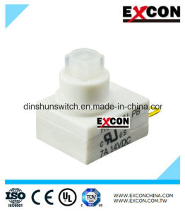 Pb03 Push Button Switch with Safety Material Electronic Switch