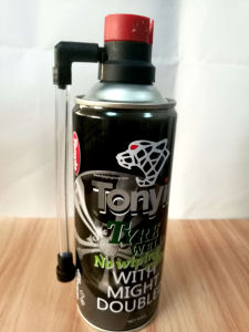 Tire Sealer & Inflator, Tire Repair Spray for Auto Care pictures & photos