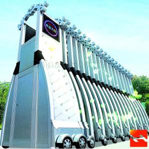 Industrial Aluminum Alloyed Electric Telescopic Door (HF-8001) pictures & photos