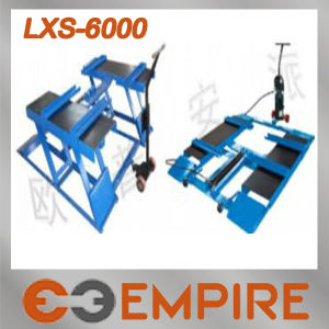 2800kg Single Cylinder Hydraulic Scissor Car Lift 380V/220V/110V Motorcycle Hydraulic Lift pictures & photos