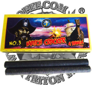 No. 3 Match Cracker 6 Bangs Fireworks pictures & photos